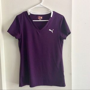 Puma Athletic Workout Top